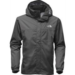 TNF Resolve 2 Jacket Asphalt Grey Mens