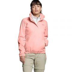 TNF Resolve 2 Jacket Impatiens Pink Womens