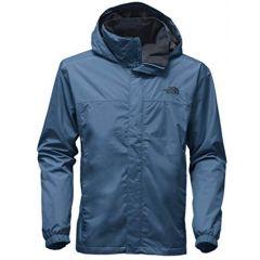 TNF Resolve Jacket Shady Blue Mens