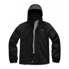 TNF Resolve 2 Jacket Black Mens