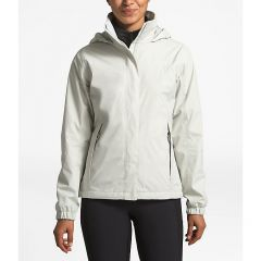 TNF Resolve Jacket Tin Grey Womens