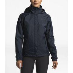 TNF Resolve 2 Jacket Urban Blue Womens