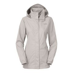 TNF Resolve Parka Ashes Rose Grey Womens