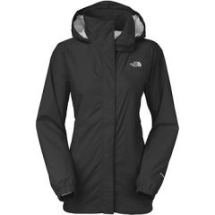 TNF Resolve Parka Dryvent Black Womens