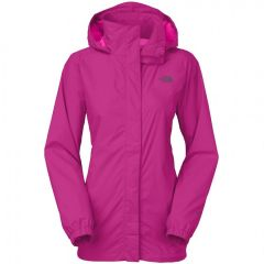 TNF Resolve Parka Fuschia Pink Womens
