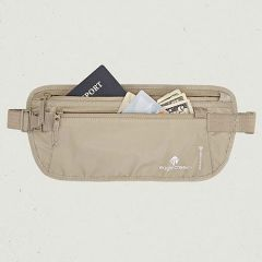 EAGL RFID MONEY BELT TAN