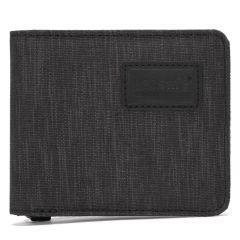 Pacsafe RFIDsafe Bifold Wallet Carbon