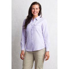 EXOF Rotova Shirt L/S Lilac Womens