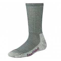 Smartwool Hiking Light Crew Lt Grey Womens
