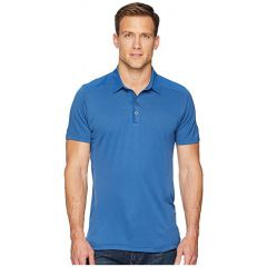 Kuhl Shadow Polo Shirt Blue Depth Mens