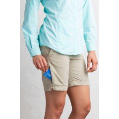 EXOF Sol Cool Nomad Short Tawny Womens