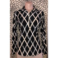 Birdee Sienna L/S Top + Black Womens