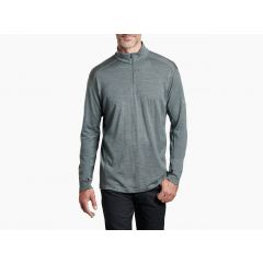 Kuhl Skar 1/4 zip Raw Steel Mens