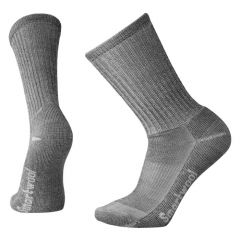 Smartwool Hiking Light Crew Sock Grey Mens