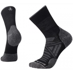 Smartwool Outdoor Light Mid Crew Sock Black