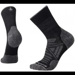 Smartwool Outdoor Light Mid Crew Sock Black