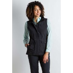 Exofficio Sol Cool Flyq Vest Womens Black