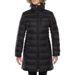 Vigi Sphere Down Jacket Black Womens