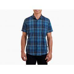 Kuhl Styk Shirt Cobalt Blue s/s Mens