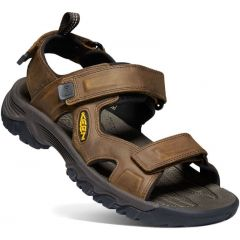KEEN Targhee III Leather Sandal M Bison