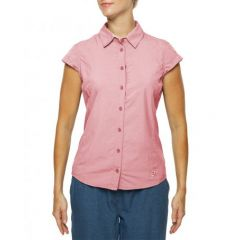 Vigi Telegrade SS Shirt Coral Blush Womens