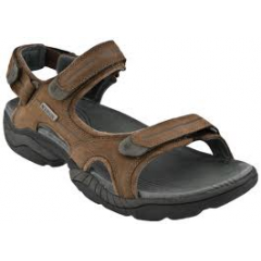 TEVA OBERN Leather Sandal