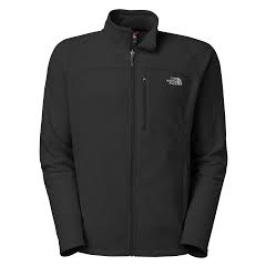 TNF Texture Cap Rock Jacket Black