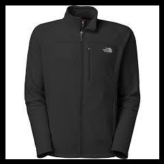 TNF Texture Cap Rock Jacket Black