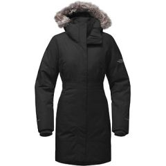 TNF Arctic Parka II Black Womens