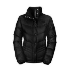 TNF CARMEL Down Jacket Black