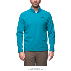 TNF TKA 100 Glacier QZ Brilliant Blue Mens