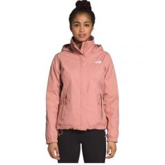 TNF Resolve 2 Jacket Pink Clay Womens