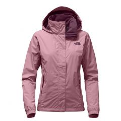 TNF Resolve 2 Jacket Fox Lavender Womens
