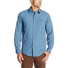 EXOF Trip L/S Shirt Malibu Check Mens