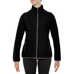 Vigi Variable Fleece Jacket Black/Shark W