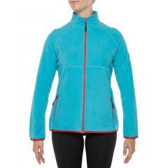Vigi Variable Fleece Jacket Quartz Womens