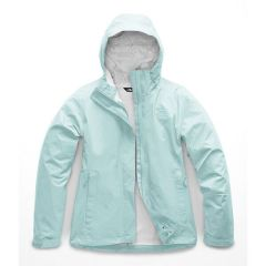 TNF Venture Jacket Canal Blue Womens
