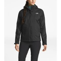 TNF Venture II Jacket Black Womens