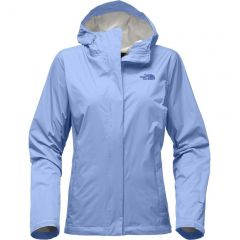 TNF Venture Jacket Collar Blue Womens