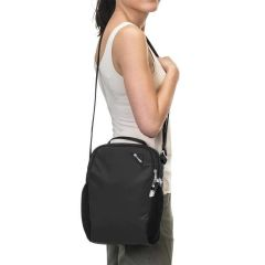 Pacsafe Vibe 200 Crossbody Jet Black