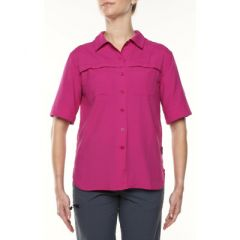 Vigi Chasm SS Shirt Boysenberry Womens