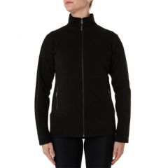 Vigi Freedom Fleece Jacket Black Womens