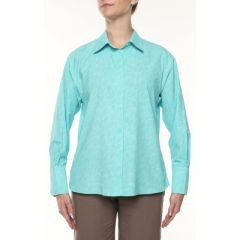 Vigi Deventer LS Shirt Ice Green Womens