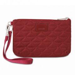 Pacsafe RFID Safe W75 Pouch Cranberry