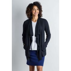 EXOF Wanderlux Wrap Black Womens