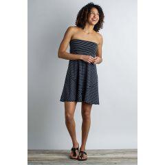 EXOF Wanderlux Stripe Convert Skirt Womens