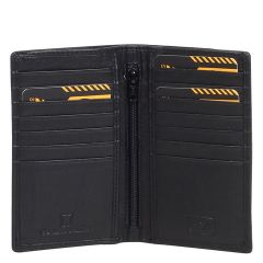 Zoom Boston Leather vertical Card sleeve