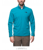 The North Face Glacier pullover in Brilliant Blue