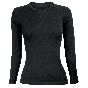Merino long sleeve top women