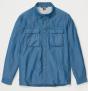 Exofficio Air Strip Long Sleeve Men's Shirt - Galaxy